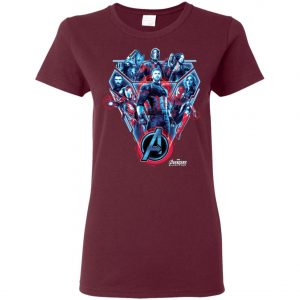 Avenger Team Poster Women's T-Shirt