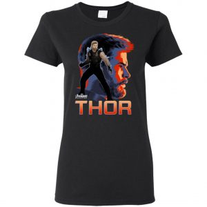 Avenger Thor Profile Women's T-Shirt