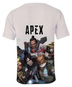 APEX Squad Legends 3D All-over Prints T-Shirt