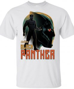 Marvel Black Panther Profile Youth T-Shirt