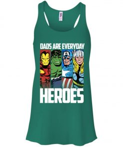 Kids Marvel Avengers Father's Day Women's Tank Top