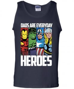 Kids Marvel Avengers Father's Day Tank Top