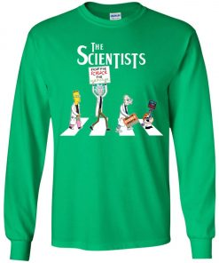 Rick And Morty The Scientists Youth Sweatshirt
