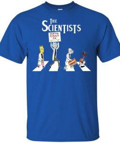 Rick And Morty The Scientists Men's T-Shirt