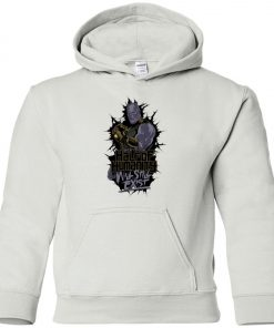 Marvel Thanos Half of Humanity Youth Hoodie