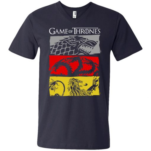 Game Of Thrones House Sigil V-Neck T-Shirt
