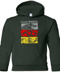 Game Of Thrones House Sigil Youth Hoodie