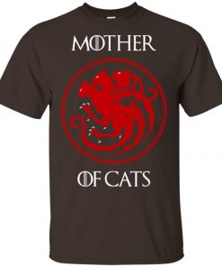 Game Of Thrones Mother Of Cats Unisex T-Shirt