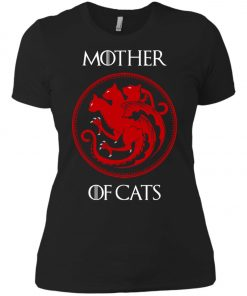 Game Of Thrones Mother Of Cats Women's T-Shirt