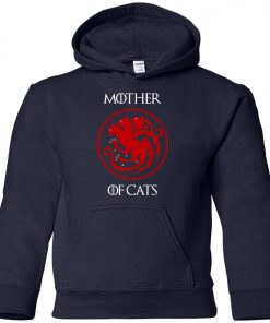 Game Of Thrones Mother Of Cats Youth Hoodie