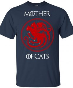 Game Of Thrones Mother Of Cats Youth T-Shirt