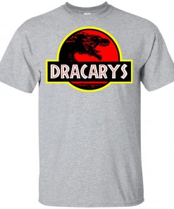Game Of Thrones Dracarys Jurasic Park Youth T-Shirt
