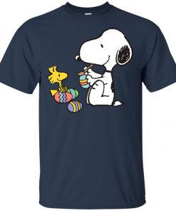 Peanuts Snoopy Easter Egg Unisex T-Shirt