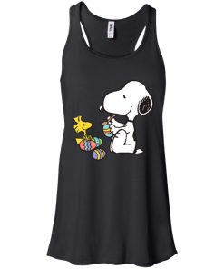 Peanuts Snoopy Easter Egg Women's Tank Top