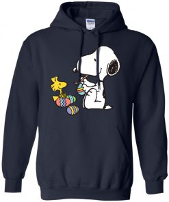 Peanuts Snoopy Easter Egg Pullover Hoodie