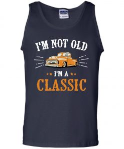 I'm A Classic Vintage Birthday Tank Top