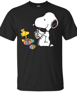 Peanuts Snoopy Easter Egg Youth T-Shirt