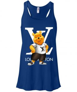 Winnie The Pooh Louis Vuitton Women's Tank Top