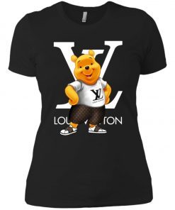 Winnie The Pooh Louis Vuitton Women's T-Shirt