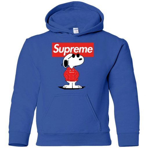 Boss Snoopy Supreme Youth Hoodie