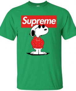 Boss Snoopy Supreme Youth T-Shirt