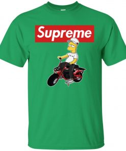 Bart Simpson Supreme Youth T-Shirt