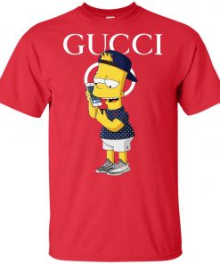 Gucci Bart Simpson Yeezy Youth T-Shirt