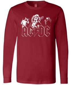 Rock Band ACDC Long Sleeve