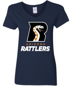 Arizona Rattlers Women's V-Neck T-Shirt
