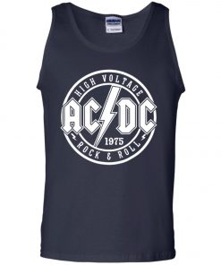 High Voltage ACDC Tank Top