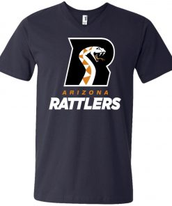 Arizona Rattlers V-Neck T-Shirt