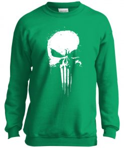 Marvel Punisher Youth Sweatshirt