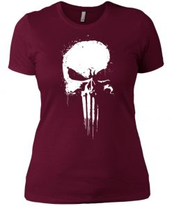 Marvel Punisher Women's T-Shirt