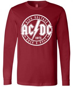 High Voltage ACDC Long Sleeve