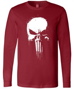 Marvel Punisher Long Sleeve