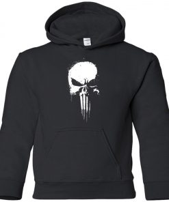 Marvel Punisher Youth Hoodie