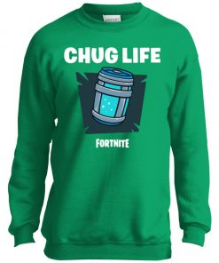 Chug Life Fortnite Youth Sweatshirt