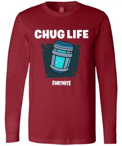 Chug Life Fortnite Long Sleeve