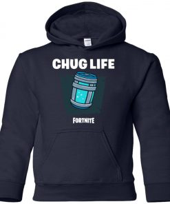 Chug Life Fortnite Youth Hoodie
