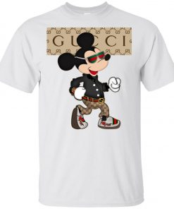 Stylist Gucci Mickey Mouse Unisex T-Shirt