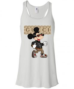Stylist Gucci Mickey Mouse Women's Tank Top