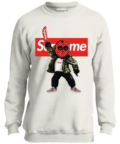Supreme Jason Voorhees Youth Sweatshirt
