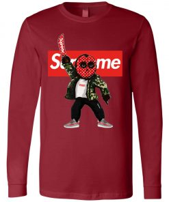 Supreme Jason Voorhees Long Sleeve