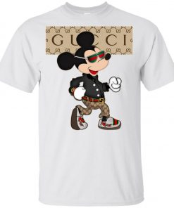 Stylist Gucci Mickey Mouse Youth T-Shirt