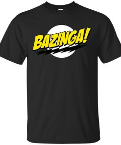 Bazinga Big Bang Theory Unisex T-Shirt