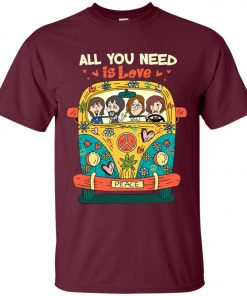 All You Need Is Love The Beatles Unisex T-Shirt