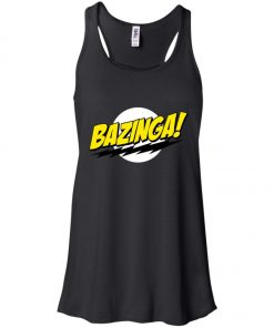 Bazinga Big Bang Theory Women's Tank Top