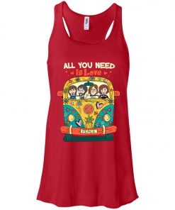 All You Need Is Love The Beatles Women's Tank Top