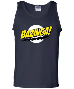 Bazinga Big Bang Theory Tank Top