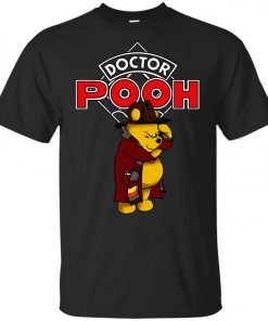 Disney Pooh Doctor Who Youth T-Shirt